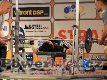Anita Stavik, NOR, 67,5kg