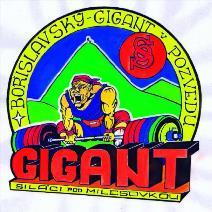 Bořislavský GIGANT v pozvedu 2011