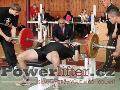 David Kiesewetter, benč 105kg