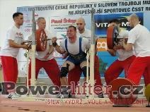 David Sluštík, 270kg