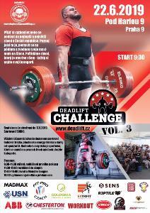 Deadlift Challenge vol. 3