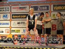 Eija Auvinen, FIN, 120kg