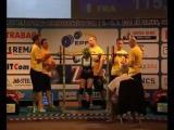 24. a 17. Mistrovství Evropy v silovém trojboji mužů a žen Masters, Plzeň