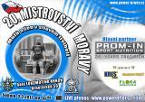 Pozvánka na 20. Mistrovství Moravy v silovém trojboji mužů a žen, Krnov