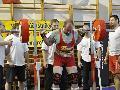 Muži do 105kg - dřep
