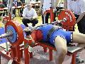 Muži do 120kg - benč