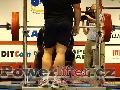 Muži M1 +120kg - benčpres