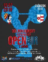 POZVÁNKA: Dolnokubínsky Open Air vo vzpieraní