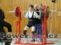 František Mahovský, 110kg
