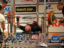 Harald Morten Haug, NOR, 210kg