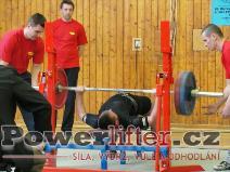 Jan Grézl, 117,5kg