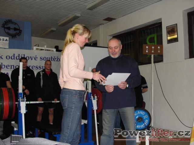 Jana Biolková - 2. místo (ženy)