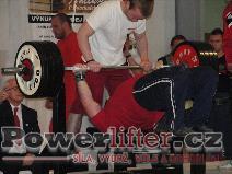 Ladislav Marek, 180kg