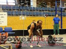 Libor Novák, mrtvý tah 235kg