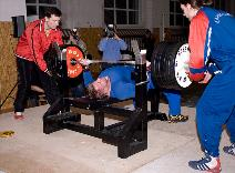 Marek Bouchal - 3. místo do 100 kg