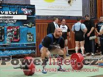 Martin Brabec, mrtvý tah 290kg