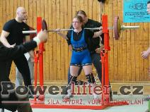 Martina Koutňáková, 100kg