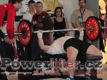 Martina Koutňáková, 80kg