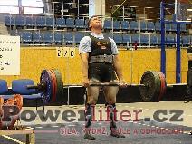Michal Krček, mrtvý tah 270kg
