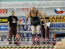 Michel Lefevre, FRA, 265kg