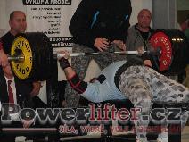 Milan Greguš, 195kg