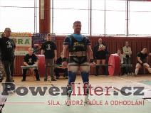 Milan Greguš, mrtvý tah 235kg