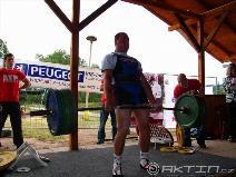 Miroslav Klus, 260kg