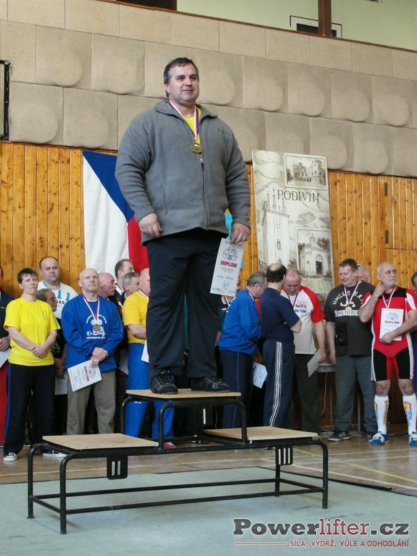Muži M2 nad 125kg