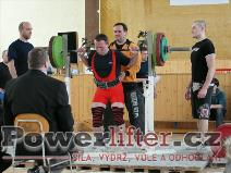 Oldřich Halfar, 195kg