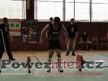 Pavel Malina, mrtvý tah 140kg