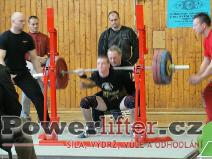 Petr Buchtík, 170kg