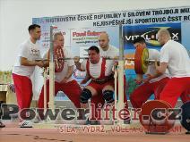 Petr Schmidt, 255kg