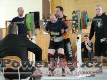Petr Zámečník, 195kg