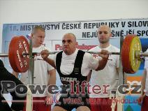 Radim Kopal, 205kg