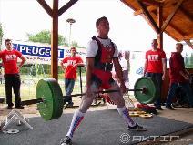 Richard Novotný, 220kg