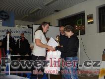 Romana Grómanová - 1. místo (ženy)