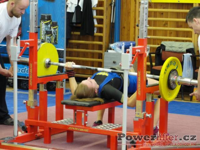 Simona Vráblová, 62,5kg, SK