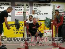 Stanislav Kundrt, 215kg
