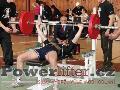 Štěpán Hoza, benč 125kg