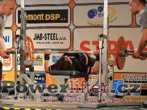 Sylvia Wunderlich, GER, 77,5kg