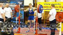 Tadeáš Kronovetr, 222,5kg