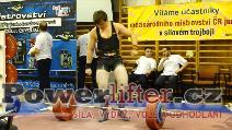 Patrik Přibyl, 252,5kg