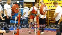 Lukáš Tkadlec, 235kg