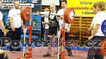 Jan Strouhal, 235kg