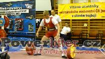 Sergey Děmčichin, 205kg, KAZ