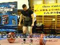 Robert Kuchárik, 245kg, SK