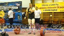 Tomáš Novák, 252,5kg