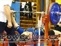 Tomáš Hájek, 115kg