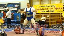 Peter Zachar, 265kg, SK