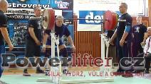 Václav Stuchlík, 205kg
